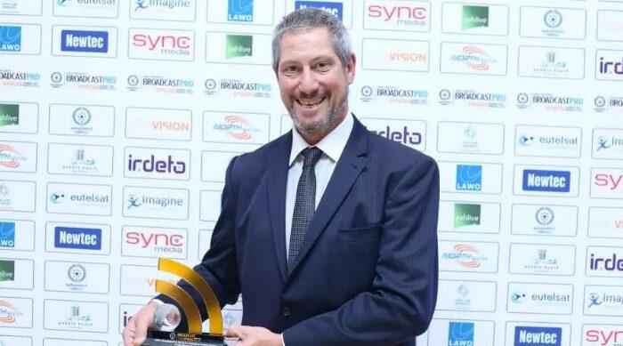 Amagi wins BroadcastPRO Middle East Innovation Award for regionalizing NDTV
