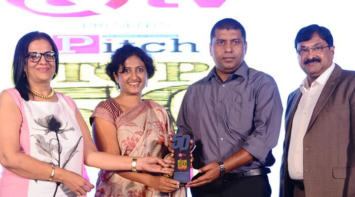 Amagi wins Pitch50 Award for Amagi MIX Media Planning Platform