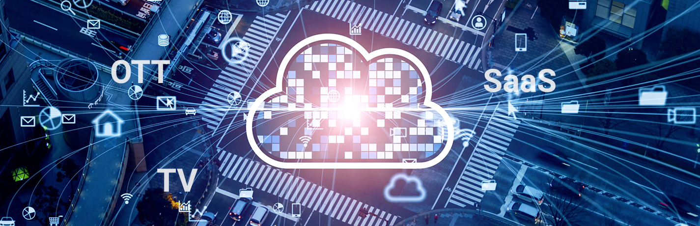 Redefining TV and OTT in times of Cloud and SaaS