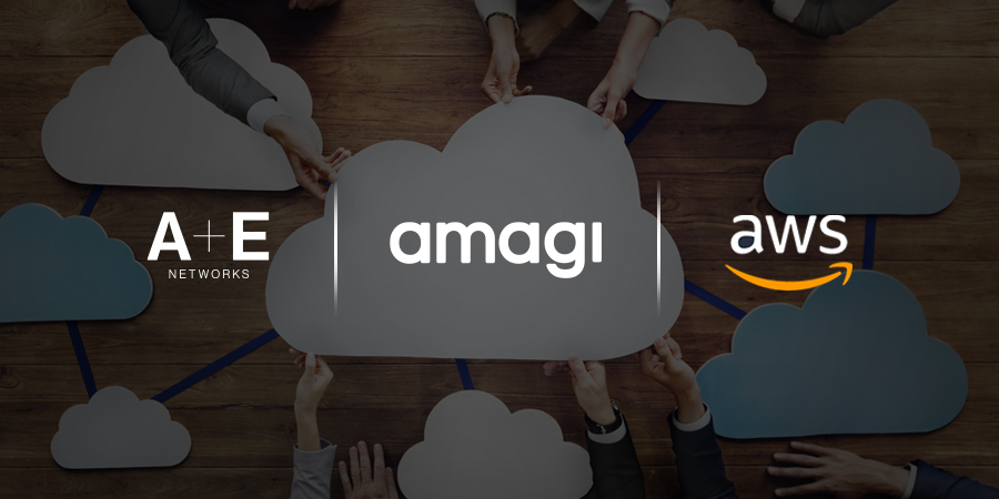 A+E Networks® UK moves its broadcast operations in EMEA to the cloud with Amagi and Amazon Web Services