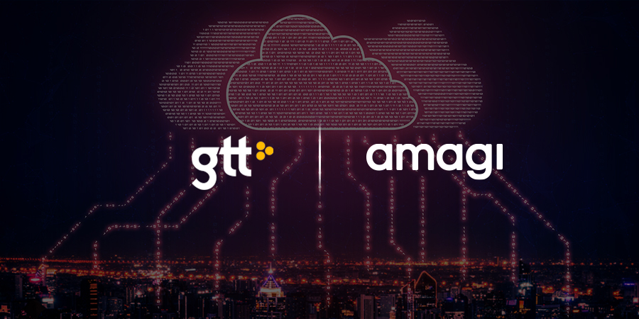 Amagi Selects GTT's Network to Support Its Cloud Managed Broadcast Services for TV and OTT