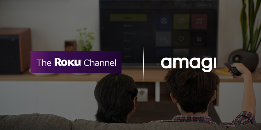Amagi Delivers 30+ Live and Linear Channels for Streaming on The Roku Channel