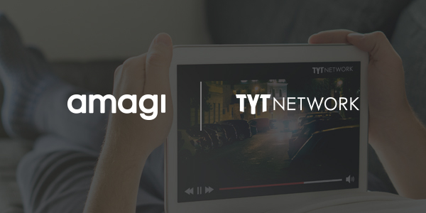 Amagi Powers Linear Channel Launch for TYT Network on YouTube TV