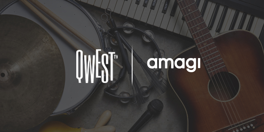 Qwest TV partners with Amagi to grow CTV business