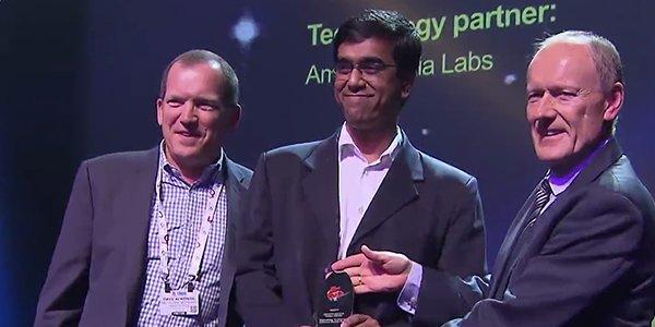 Amagi Named Finalist In Prestigious IBC 2015 Innovation Awards Contest