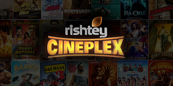 Viacom18 Launches Rishtey Cineplex Movie Channel in the U.S. With Amagi