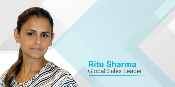Amagi appoints Ritu Sharma as its Global Sales Leader
