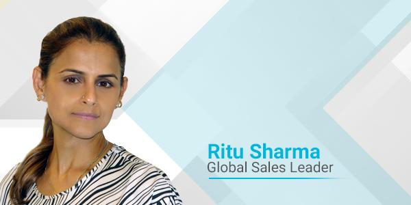 Amagi appoints Ritu Sharma as its Global Sales Leader