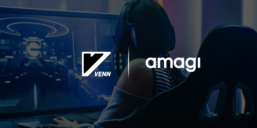 VENN Launches New Age Gaming TV Network with Amagi