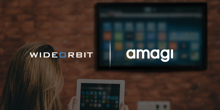 WideOrbit and Amagi Partner to Enable Seamless Broadcast Transition to OTT and CTV