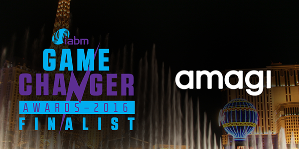 Amagi Named as Finalist for the IABM Game Changer Awards to be Presented at 2016 NAB Show