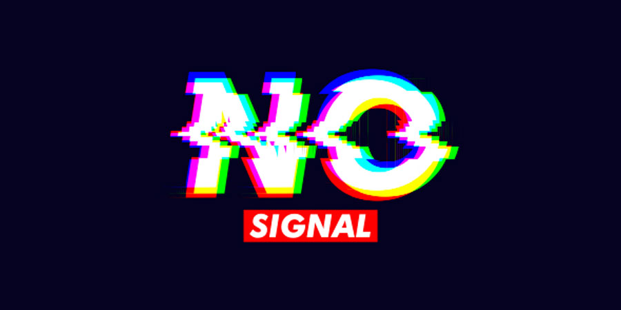 "When broadcast satellites radio ""Mayday"""