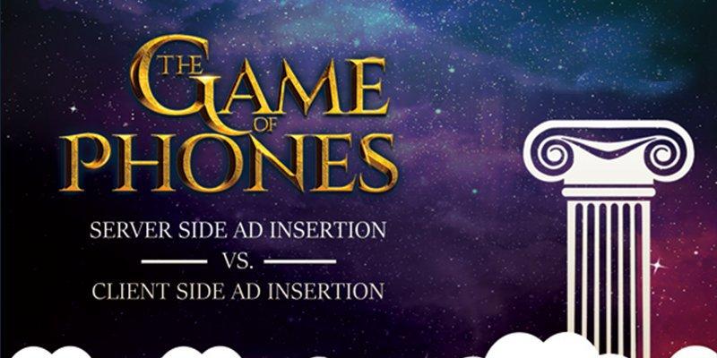 Server-side vs. client-side ad insertion