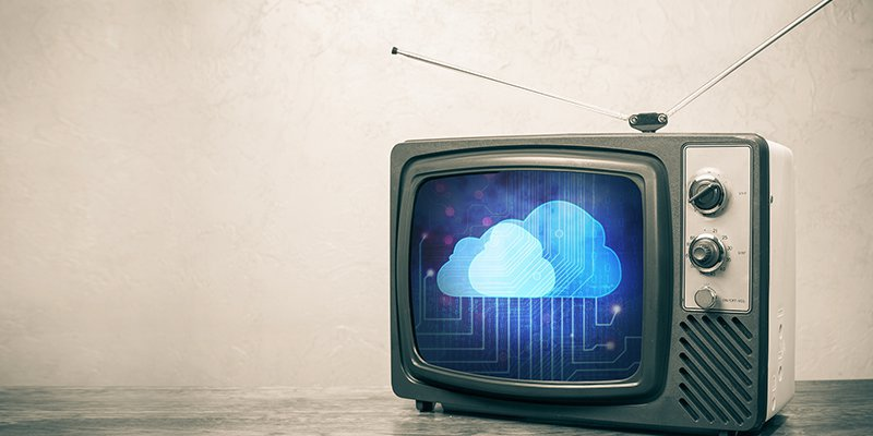 Terrestrial television reimagined with cloud