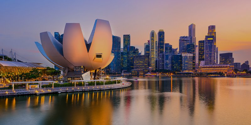 Complying with regulatory requirements in Singapore without additional satellite feeds