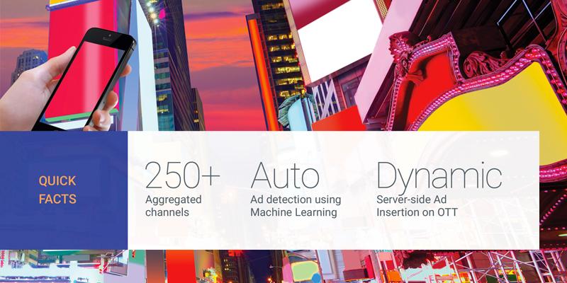 YuppTV monetizes incoming broadcast feeds through auto-ad detection