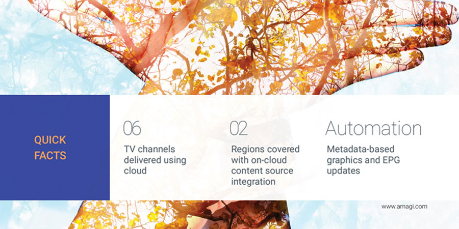 How Lightning International is delivering multiple channels to HK and NZ