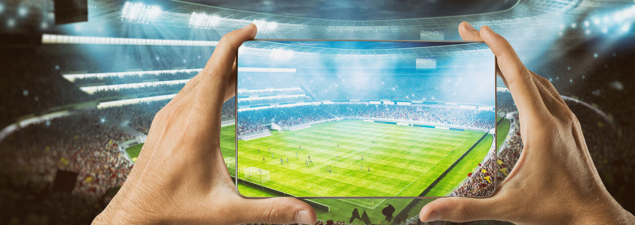 LIVE in the Cloud: Technical arsenal you need to launch live sports and news channels